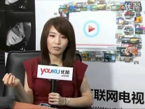 20100906 youku interview Hebe (clip) P1