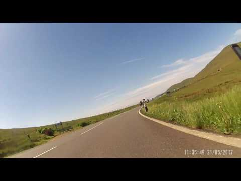 Isle of Man TT 2017 Mountain Road Compilation