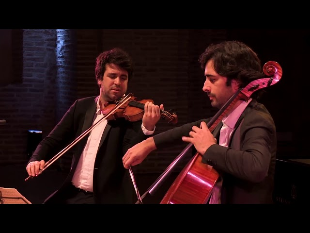 Impressions Russes - Teaser 02 - Trio Zadig