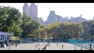 Tennis Tourist Finds Some Great Tennis Courts in New York City