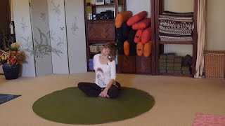 Relief for Tight Neck and Shoulders - Stretch and Lengthen - with Sherry Zak Morris
