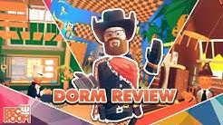 Rec Room Stream! Dorm Review