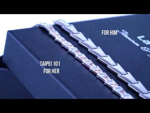 Taipei 101 Bracelets | 10.10 Holiday Special