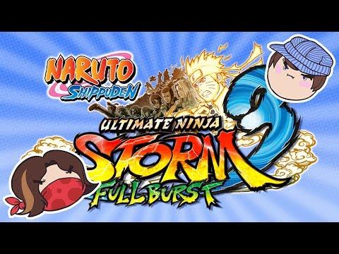 Naruto Storm 3 Full Burst - Steam Train |