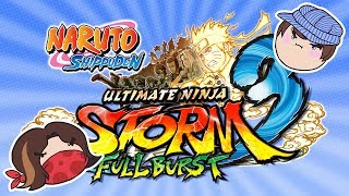 Naruto Storm 3 Full Burst - Steam Train