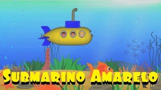 Submarino Amarelo (Yellow Submarine The Beatles) - A Turma do Seu Lobato Volume 2 Música Infantil