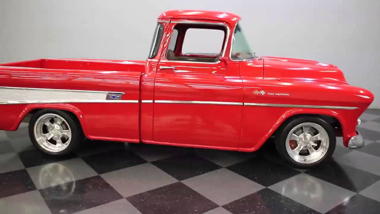 57 Cameo Truck Autos Post