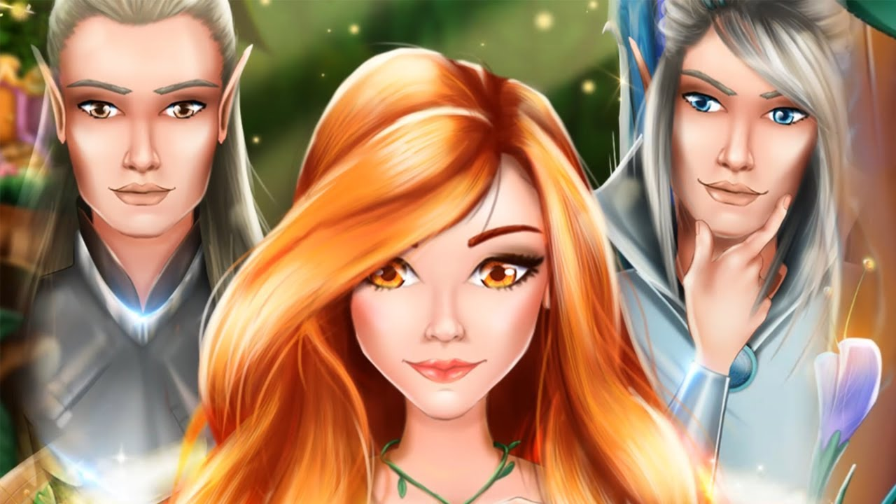 fantasy love story games - youtube