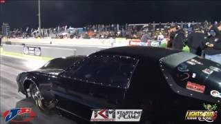 kye kelley second run at lights out 8