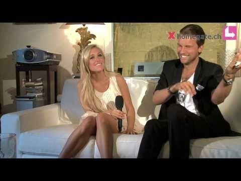 Homestory: Alena bei DJ Antoine
