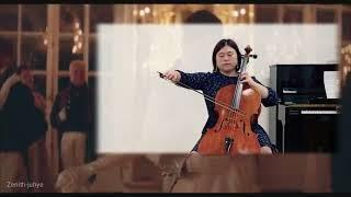 Tchaikovsky. Valse Sentimentale Op51 No 6 Zenith-juhye Cello Ju-eun Kim Piano 차이콥스키 감상적인 왈츠 황주혜 첼로