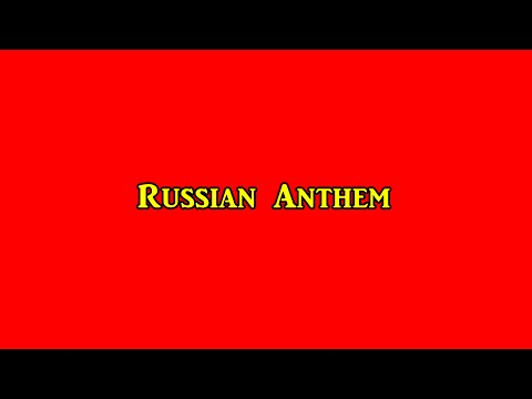 Russian Anthem by Red Army Choir