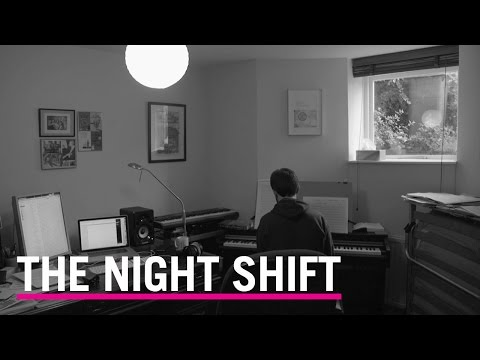BBC 'Embedded' composer Matthew Kaner chats about his new piece for The Night Shift