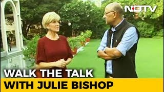 Video Walk The Talk With Australian Foreign Minister download MP3, 3GP, MP4, WEBM, AVI, FLV Agustus 2017