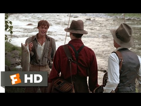 A River Runs Through It (6/8) Movie CLIP - Witnessing Perfection (1992) HD