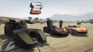 GTA ONLINE SMUGGLER'S RUN DLC - ALL CARS GAMEPLAY, NEW VEHICLES! GTA 5 Vigilante & Others