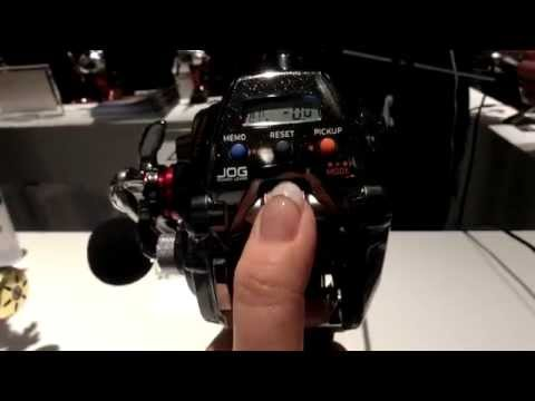 234cc979b45 DAIWA SEABORG 200J & 200J-L 2015 fishing show - YouTube