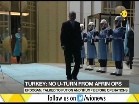 Turkey: No u-turn from Afrin ops
