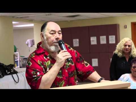 Staten Island University Hospital - Peter Oliveri's Inspiring Rehabilitation Story
