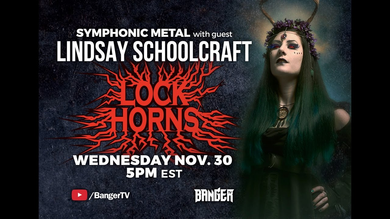SYMPHONIC METAL debate with Lindsay Schoolcraft | LOCK HORNS episode thumbnail