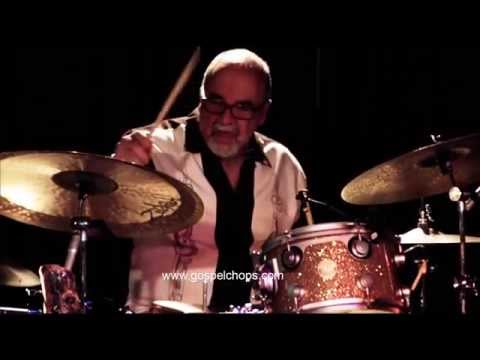 Peter Erskine Throws Down an Amazing Drum Solo on BASS SESSIONZ VOL. 1 @ GospelChops.com