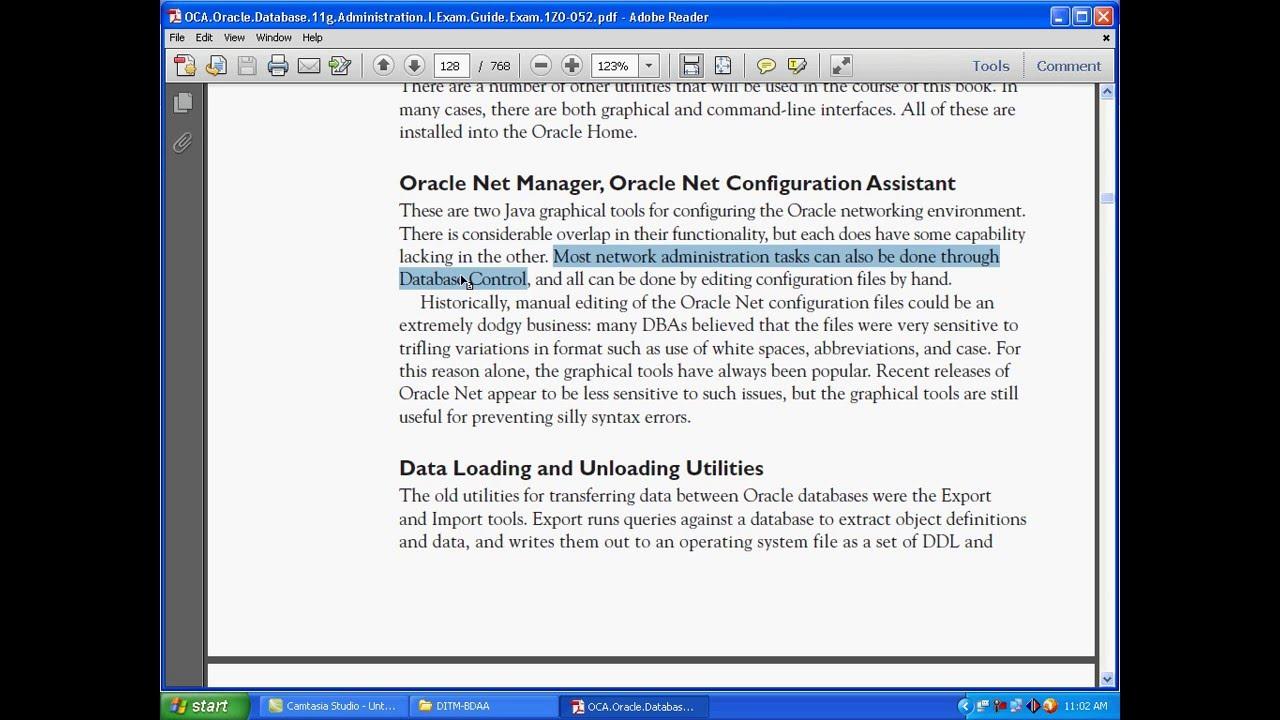 Oracle 11g dba bangla tutorial ch32 database environment oracle 11g dba bangla tutorial ch32 database environment database management system training baditri Choice Image