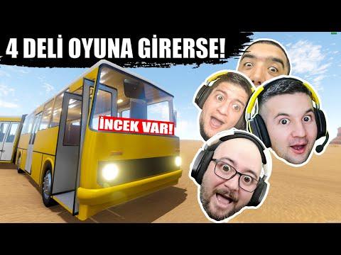 GÜLMEKTEN KARNIMIZ AĞRIDI !! THE LONG DRIVE