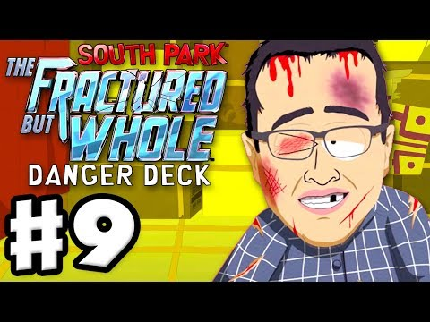 South Park: The Fractured But Whole - Danger Deck DLC - Gameplay Walkthrough Part 9