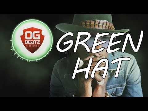 Young Thug Type Beat | GREEN HAT | Instrumental 2018