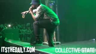 "ScHoolboy Q Brings Out Ab-Soul for ""Druggys With Hoes Again"" in Santa Ana 