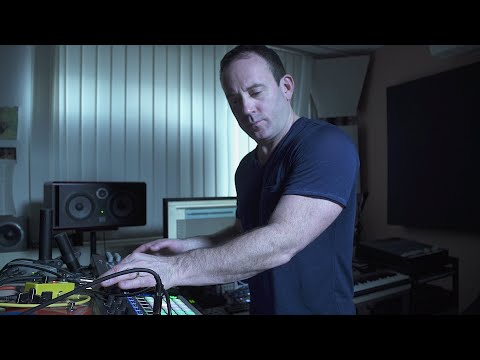 Dan Curtin opens up about his creative process (Electronic Beats TV Tech Talk)