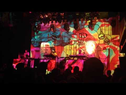 Animal Collective - Golden Gal (Live at Rewire Festival Paard, The Hague 2-4-16)