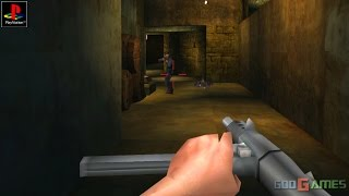 Medal of Honor: Underground - Gameplay PSX / PS1 / PS One / HD 720P (Epsxe)