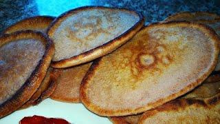 Оладьи на Соке. Необыкновенно вкусный Завтрак/Оладьи