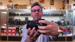 دليل المبتدئين لاستخدام كاميرا كانون 200دي Canon 200d وأهم الأزرار والإعدادات