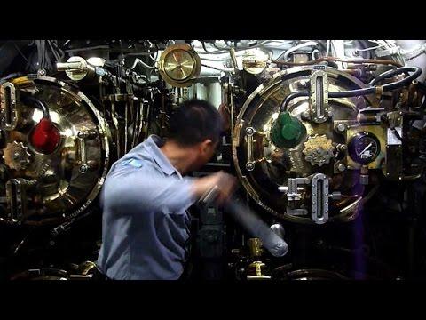 Antique submarines still key to struggling Taiwan fleet
