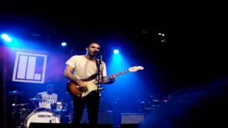 letlive. Reluctantly Dead LIVE @ Trix Antwerpen   23.11.16