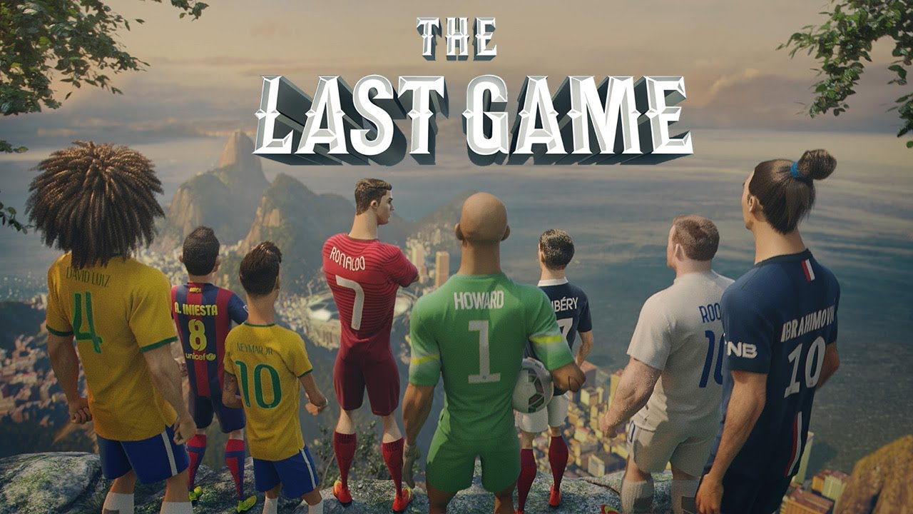 costo sedersi numero  The Last Game: Nike Football ft. Ronaldo, Neymar, Rooney, Ibrahimovic -  YouTube