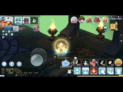 Ragnarok Online Mobile Sorcerer SOLO ET [ Damage Test V.01 ] Bolt Type