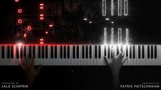 Mission: Impossible - Main Theme (Piano Version)