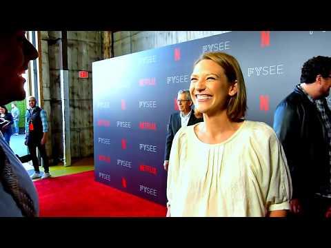 Anna Torv: 'Mindhunter' at Netflix FYSEE red carpet   GOLD DERBY