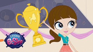 Littlest Pet Shop - 'The Biggity Big Dog Show' Original Short