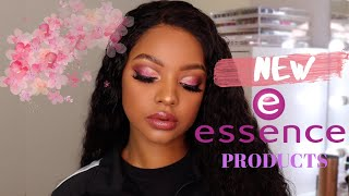 Playing w. New Essence Makeup   MIHLALI N