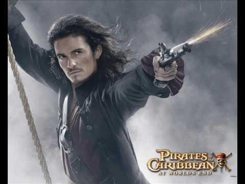 Pirates of the Caribbean 3 - soundtrack 01 - Hoist the colours