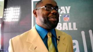 Mark Duper and Sam Madison interview/ESPN, NFL and Miami Dolphins Monday Night Football Chalk Talk