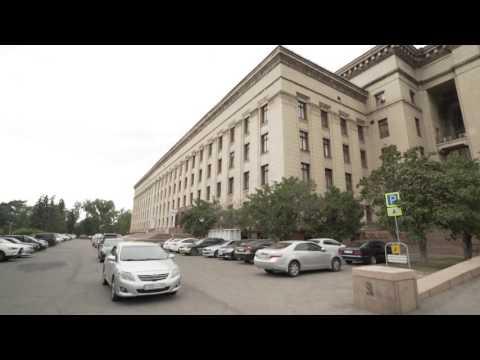 """TLW 264 """"walk in Almaty"""" 4K"""