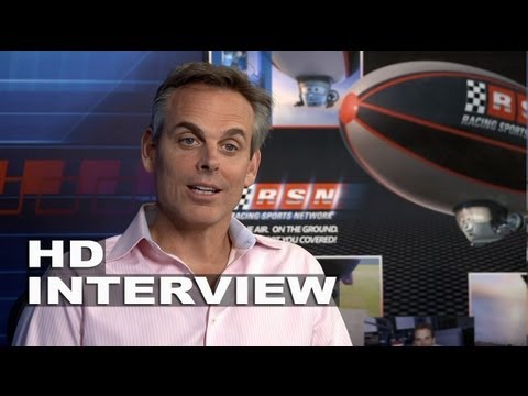"""Planes: Colin Cowherd """"Colin Cowling"""" Official Interview"""
