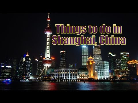Things to do in Shanghai Travel Guide (China)