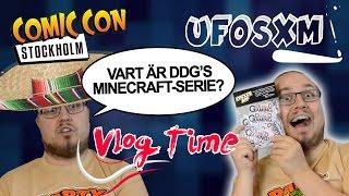 Vlog Time (söndag) - #7 - Vart är DDGs Minecraft-serie?