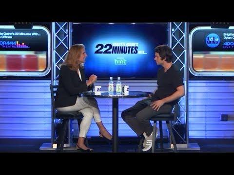 2017-9-7 Brigitte Quinn's 22 Minutes with Dylan O'Brien